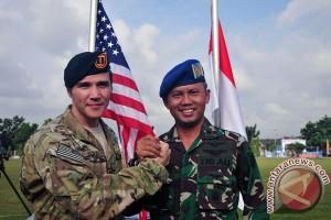 Militer Indonesia-Amerika Serikat latihan bersama di Pekanbaru