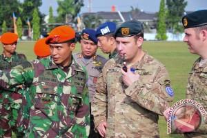 Pasukan elit Indonesia-Amerika simulasi bebaskan sandera