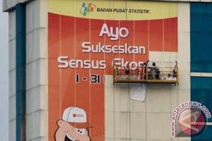 BPS Sumut siapkan 12.000 petugas sensus ekonomi