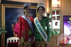 Tak sempat ke Bali, Miss International 2015 ingin kembali ke Indonesia