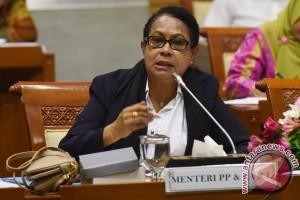 Menteri Yohana Yembise : jangan takut laporkan persekusi