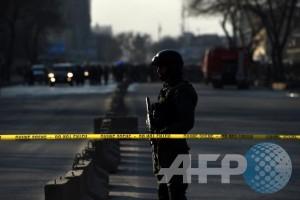 Afghanistan tangkap 35 tentara setelah serangan di pangkalan