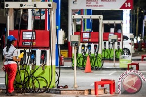 Harga BBM tidak naik selama Januari-Maret 2017
