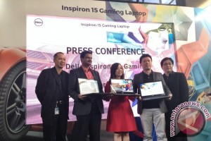 Dell hadirkan laptop gaming Inspiron 15