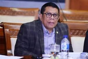 Anggota DPR serahkan bantuan alat kempa gambir