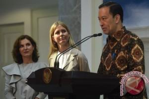Presiden Bertemu Pelaku Industri Fashion