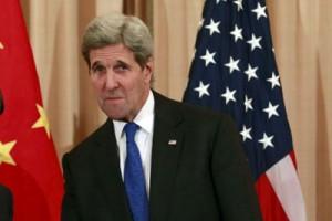 Menlu Amerika John Kerry tiba di Saudi untuk jumpai Raja Salman