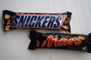 Kontaminasi plastik memicu Mars tarik Snickers di 55 negara