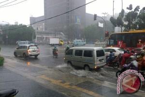 Hujan lebat ancam Indonesia beberapa hari ke depan