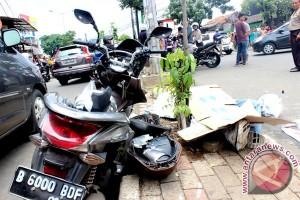 Kecelakaan lalu lintas di DKI Januari-September 4.124 kasus