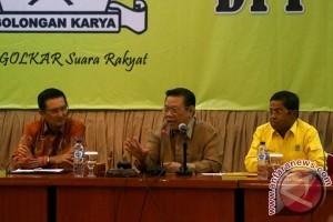 Rapat Pleno Partai Golkar Ditunda