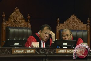 MK batalkan hasil pilkada Halmahera Selatan