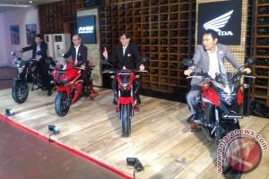 Honda jadikan RI basis pengembangan motor 150 cc