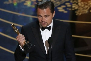 Leonardo DiCaprio akan jadi salah satu presenter Oscar