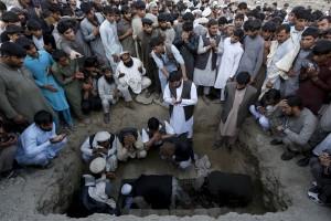 Empat tewas, tiga luka dalam serangan bom truk di Kabul