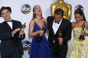 Daftar pemenang Oscar 2016
