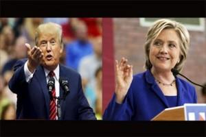 Pasar saham global jatuh jelang debat calon presiden AS