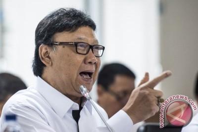 Menteri dalam negeri tetap berpegang UU, petahana harus cuti