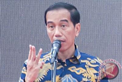 Presiden tegaskan santri aset bangsa Indonesia hadapi kompetisi