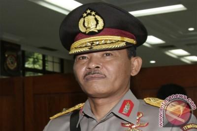 """""""Jagoan"""" Densus 88 Antiteror jaga Jakarta"""