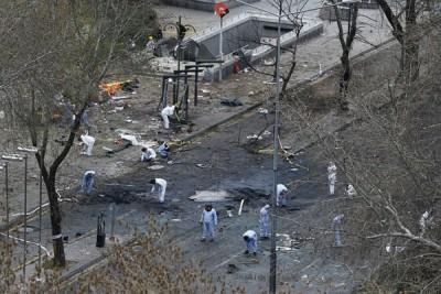 Gubernur: jumlah korban tewas dalam serangan di Istanbul jadi 28 orang
