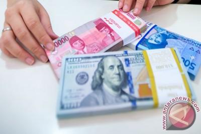 Rupiah menguat awal pekan ini didorong pelemahan dolar di pasar global