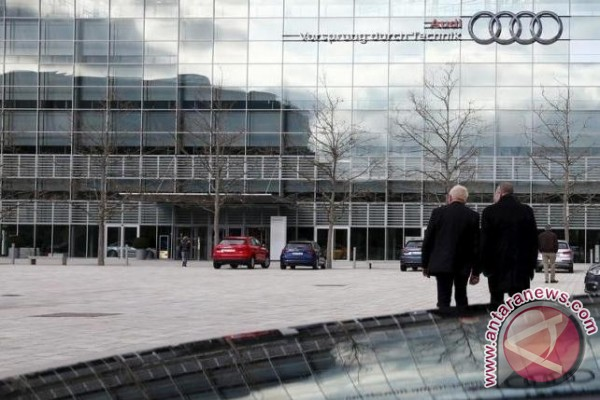 "Jerman konfirmasi ""recall"" Audi karena masalah kontrol emisi"