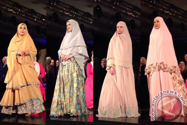 Busana Muslim Indonesia Menggebrak London