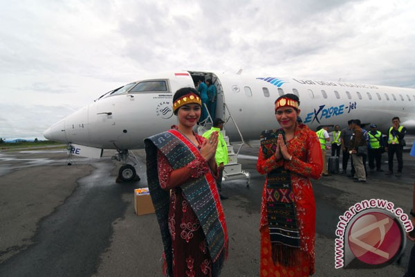 Silangit Airport officially opened for international flights