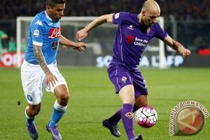 Fiorentina dipermalukan klub papan bawah Empoli 1-2