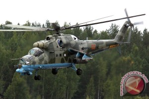 Rusia tingkatkan dukungan militer ke Suriah untuk perangi ISIS