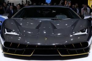 Lamborghini Centenario baru