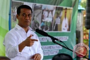 Menteri Pertanian canangkan Program Integritas Sawit-Jagung