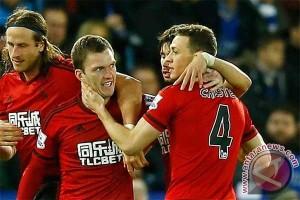 Leicester dan Southampton gagal raih kemenangan