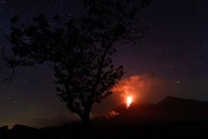 Gunung meletus di Guatemala, 300 orang dievakuasi