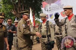 Mendagri minta Satpol PP-Linmas koordinasi dengan TNI-Polri