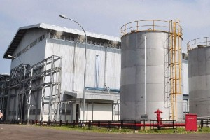 Pabrik derivat  gumrosin pertama di Indonesia segera beroperasi