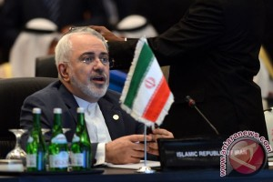 AS mungkin peras Arab Saudi, kata Menlu Iran