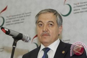 KTT OKI - Menlu RI dan Tajikistan bertemu bahas kerja sama