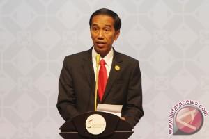 KTT OKI -- Presiden Jokowi: Peserta konferensi dorong boikot produk Israel