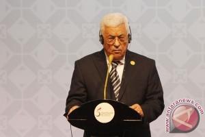KTT OKI - Abbas minta dunia lindungi Palestina