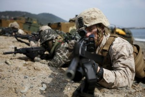 Marinir Amerika Serikat, Australia dan China akan berlatih bersama