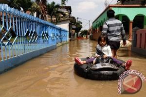 Dua orang tewas dan 24.000 jiwa terdampak banjir Bandung