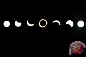 Total Solar Eclipse Thrills Watchers Across  Indonesia
