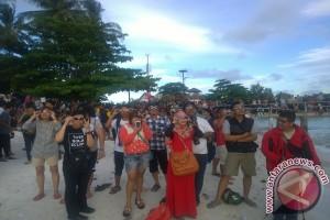 Menyaksikan GMT di Belitung