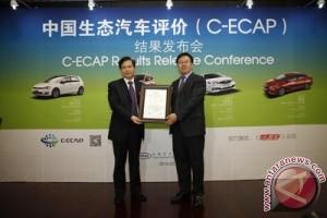 GS4 GAC Motor jadi SUV dan brand Tiongkok satu-satunya yang memenangkan medali emas C-ECAP
