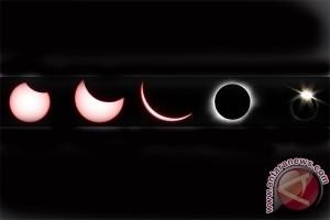 Satelit Lapan-A2/ORARI rekam jalur bayangan bulan saat gerhana