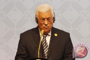 Presiden Palestina tinggalkan RS setelah checkup rutin