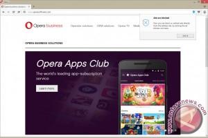 Adblocker kini terintegrasi di Opera untuk komputer