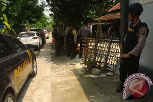 Densus 88 geledah rumah terduga teroris di Klaten